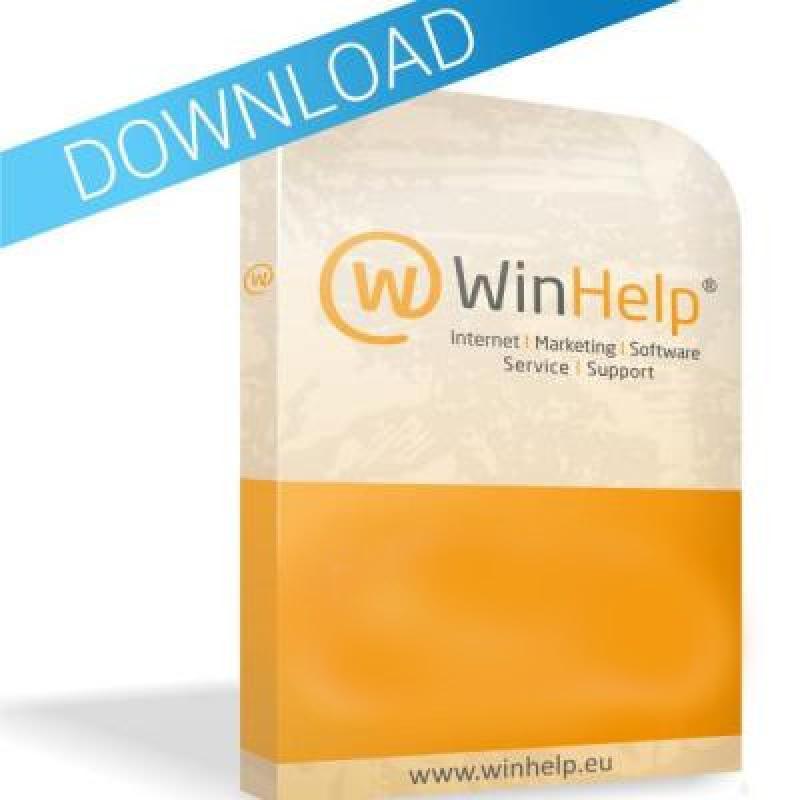 WinHelp® Modul - Ribbons Erweiterung